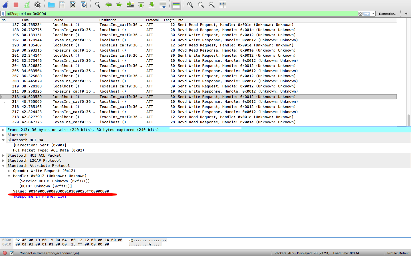 Wireshark Packet Analysis