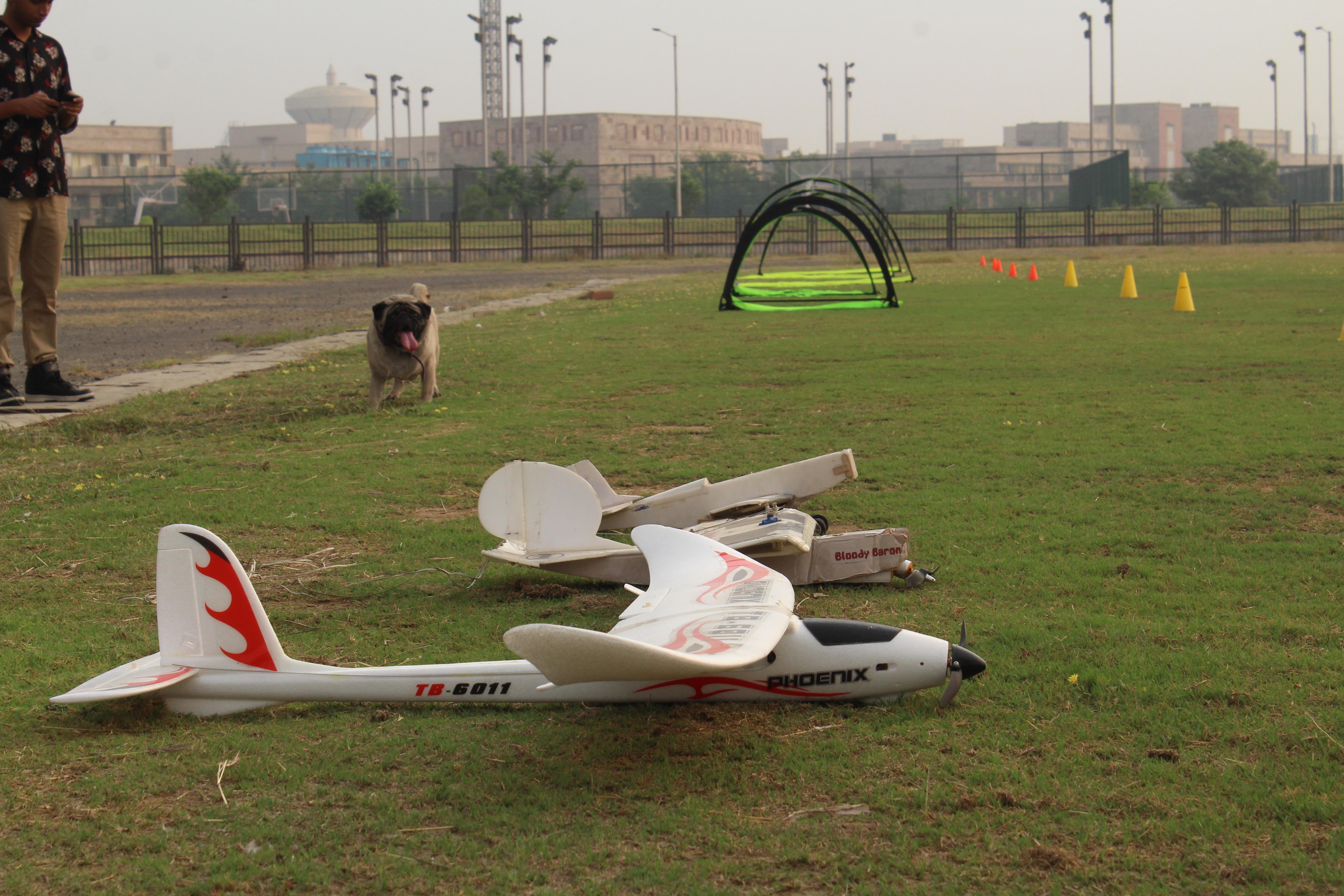 KnifeEDGE RC Aeromodelling club - Ayan Pahwa